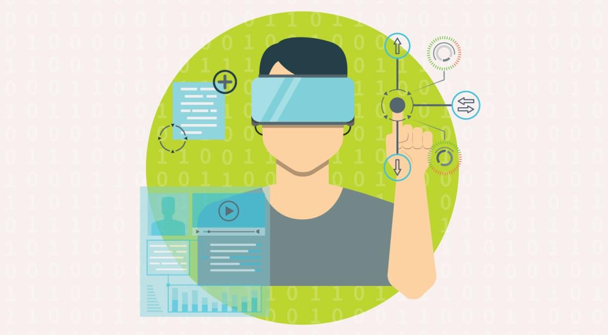 The Use Of Virtual Reality in Marketing