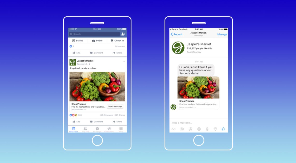 Facebook Creates New Ways For Brands To Drive Conversation With Customers