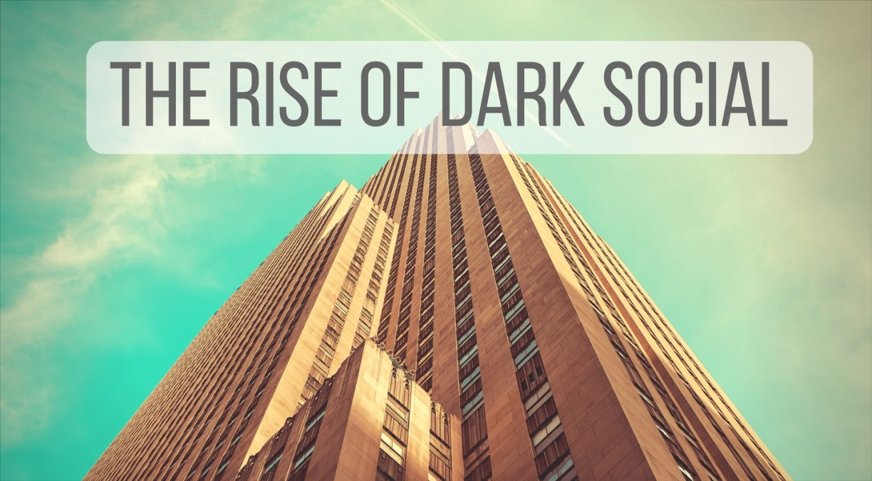 The Rise of Dark Social