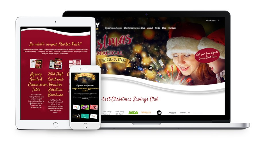 Variety Christmas Clubs Current Site