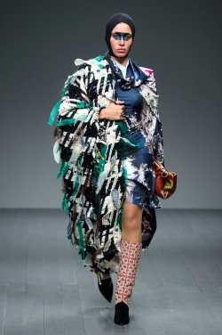 London Fashion Week (Photo: The Cut)