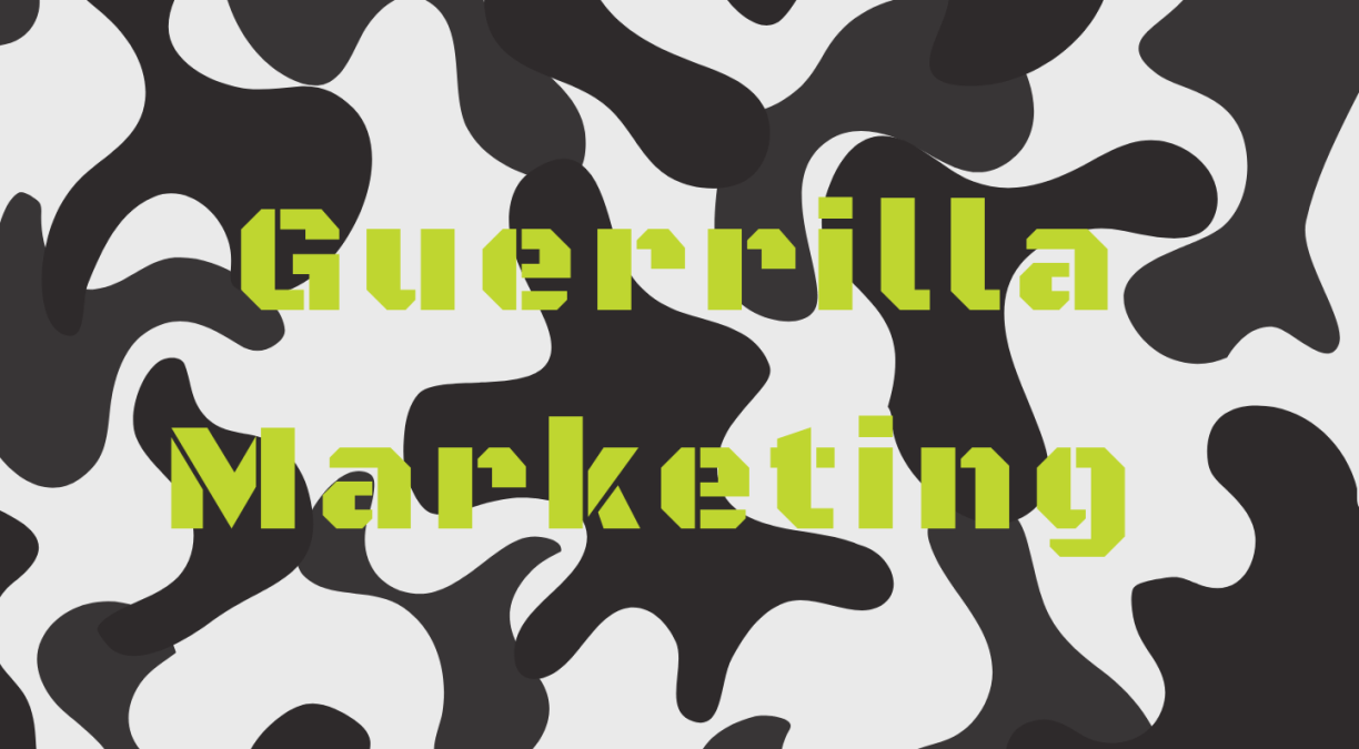 Guerrilla Tactics to Revolutionise Native Marketing