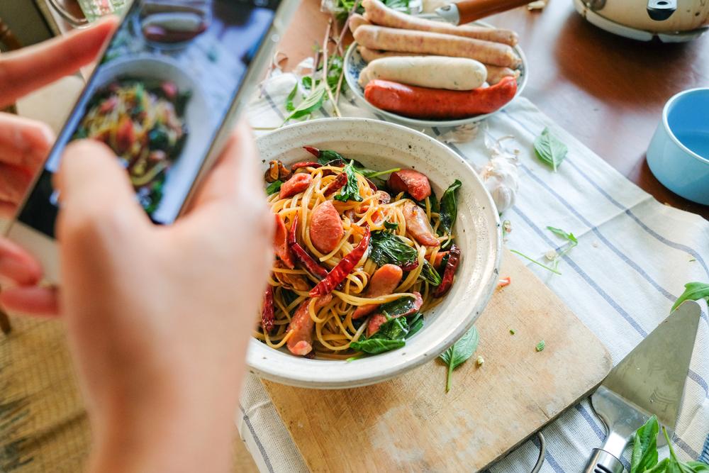 Food Photo Instagram