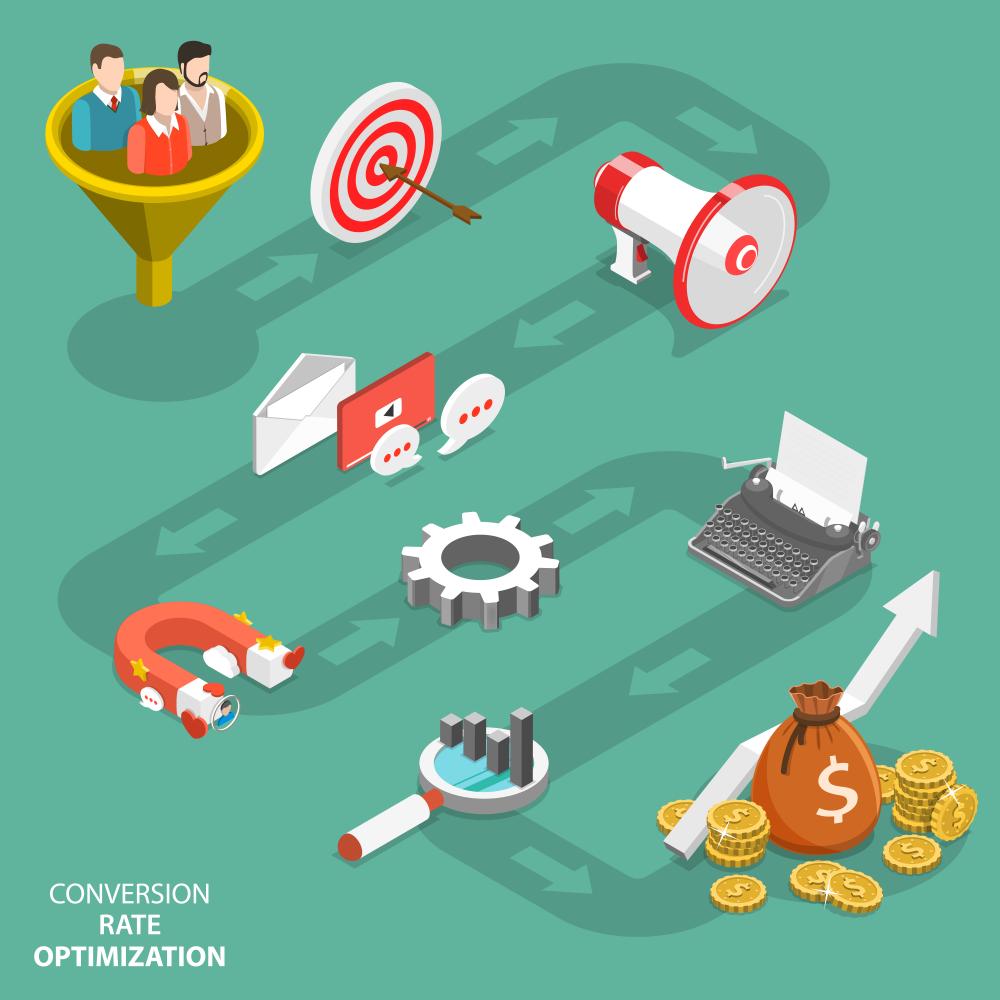 CRO Illustration