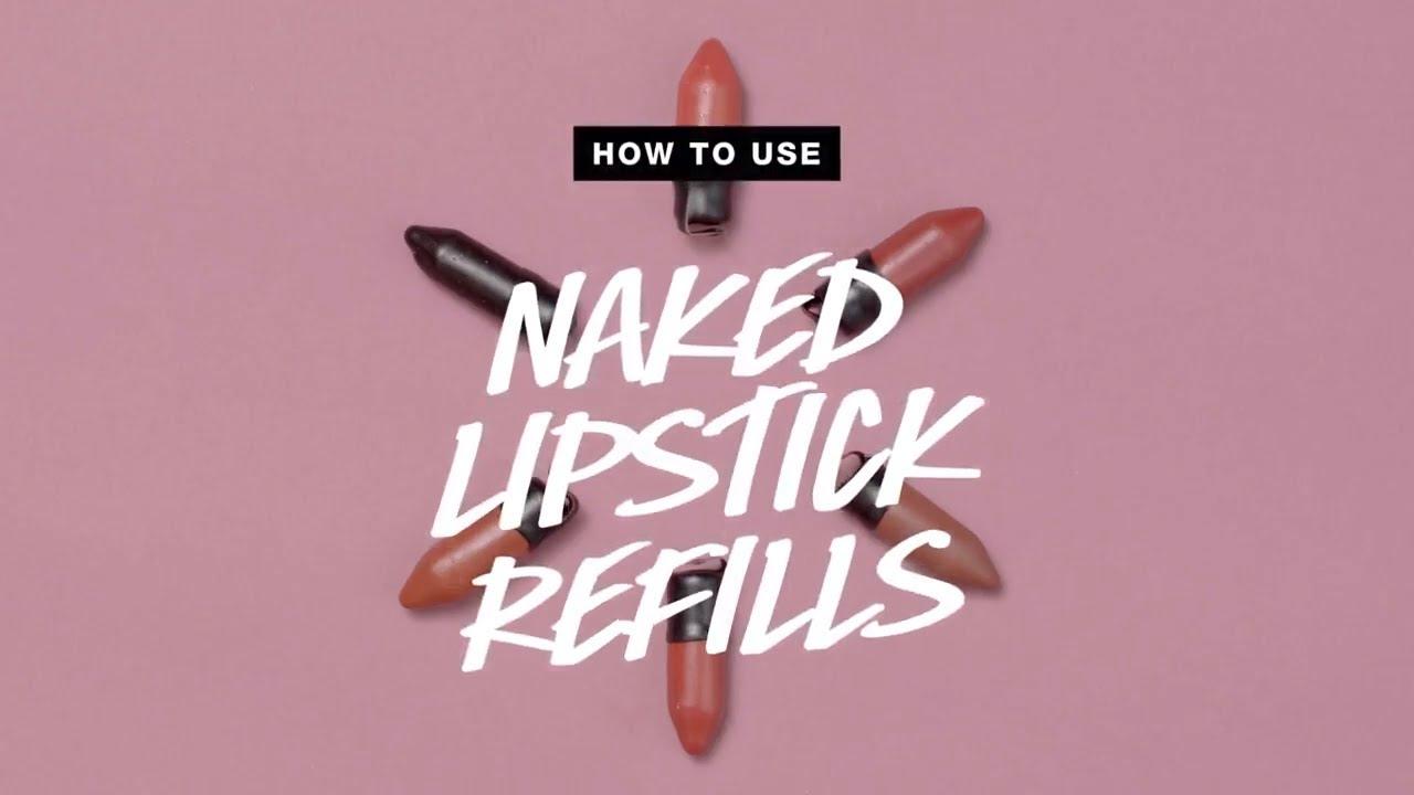 Lush Lipstick Bullet