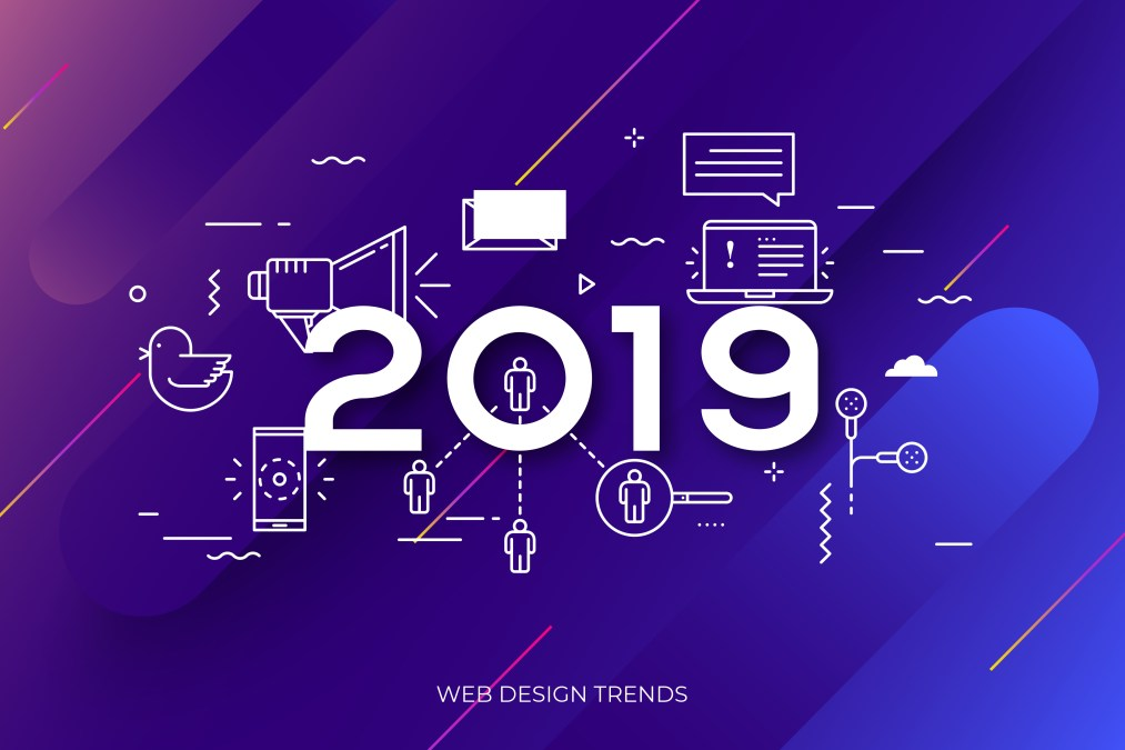 Web Design Trends: The Top 5 Of 2019