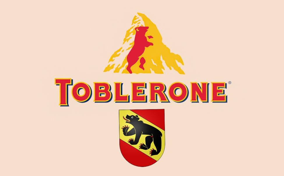 Toblerone Logo Design