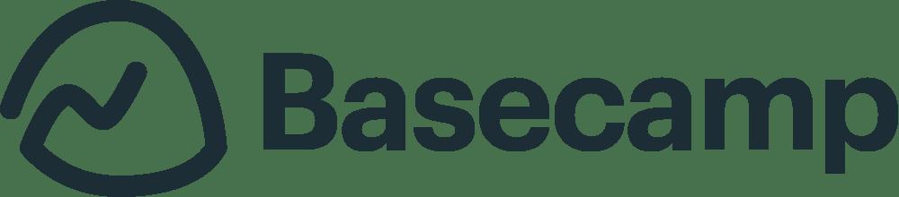 basecamp logo New minimal design