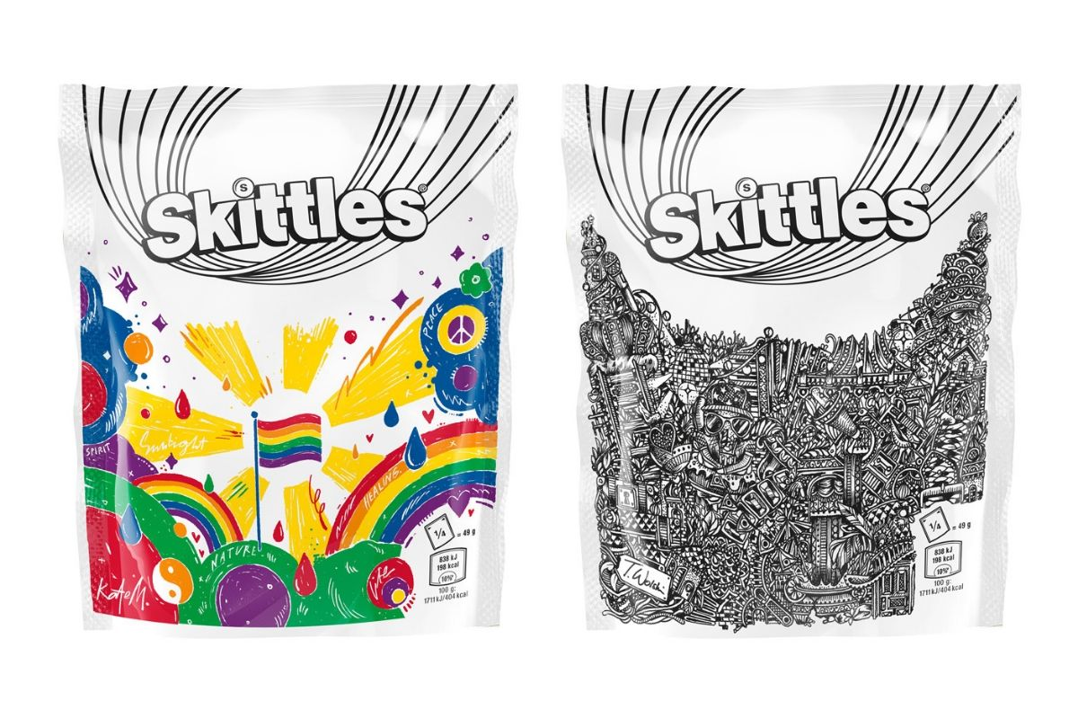 LGBTQI Skittle Designs 2