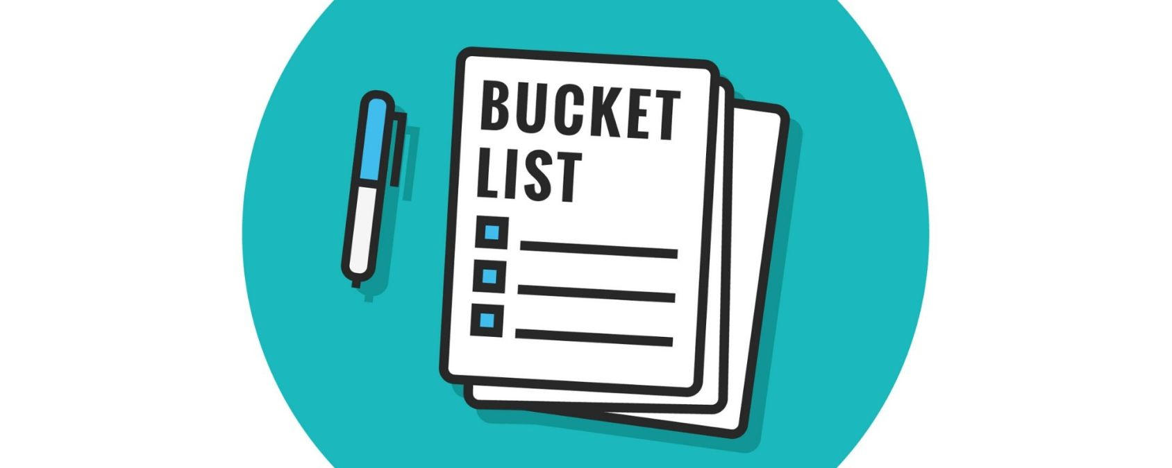 6 terrible bucket list items to tick off during isolation