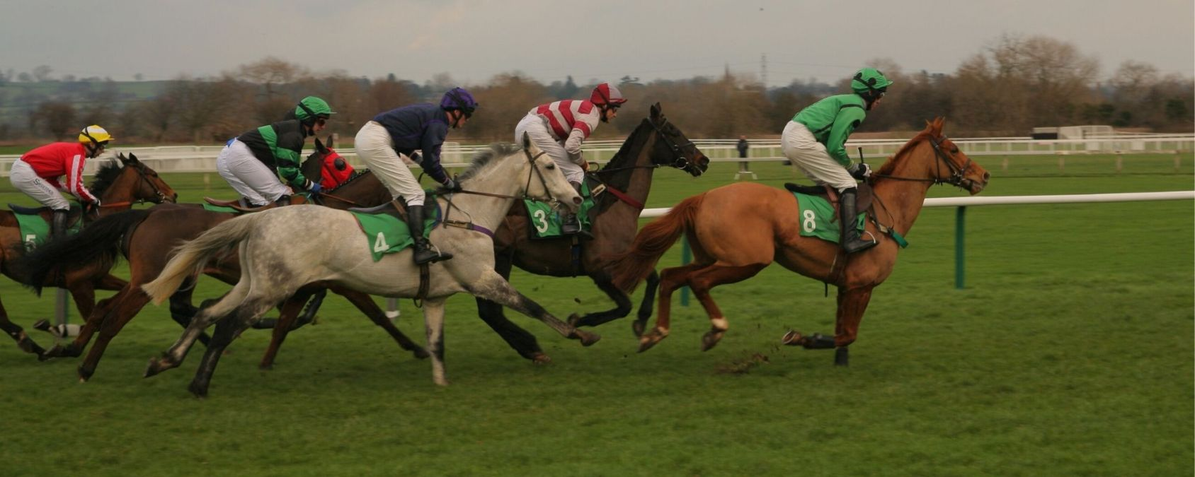The Grand National Goes Virtual