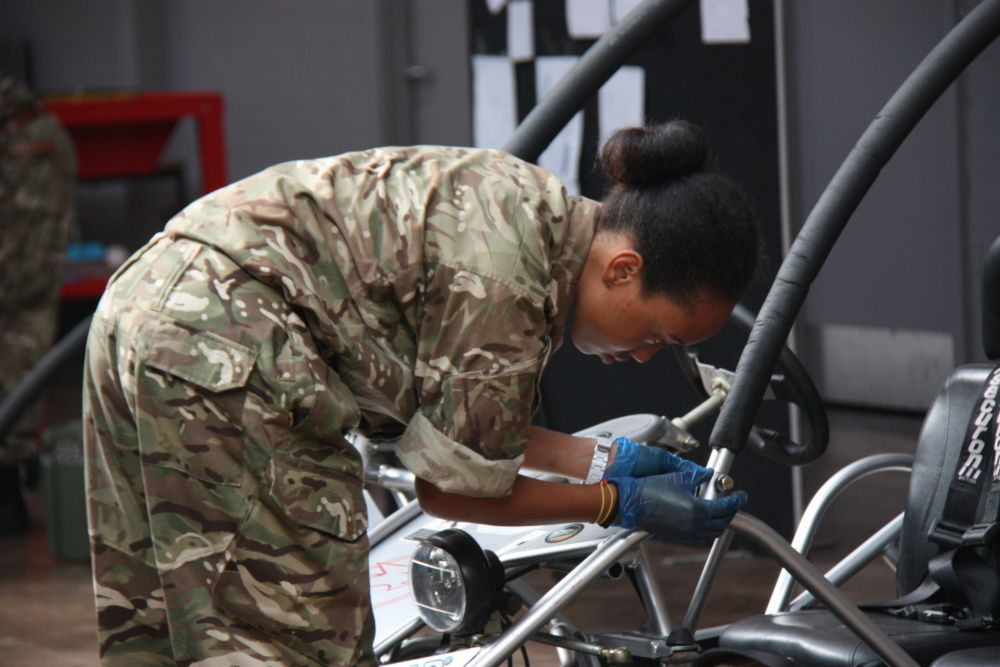 Science In Action Cadet Camp Apply Now Army Cadet Force