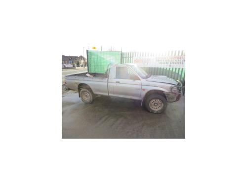 small resolution of mitsubishi l200 1997 to 2006 pick up
