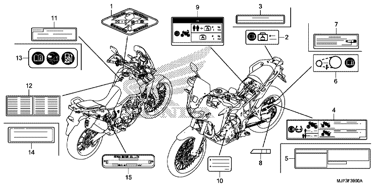 Honda Crf Parts Diagram • Wiring Diagram For Free