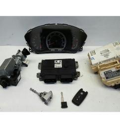 2006 suzuki swift 1 5 glx ecu kit speedo clocks fusebox key 3392062j3 3410062j4 [ 1600 x 1200 Pixel ]