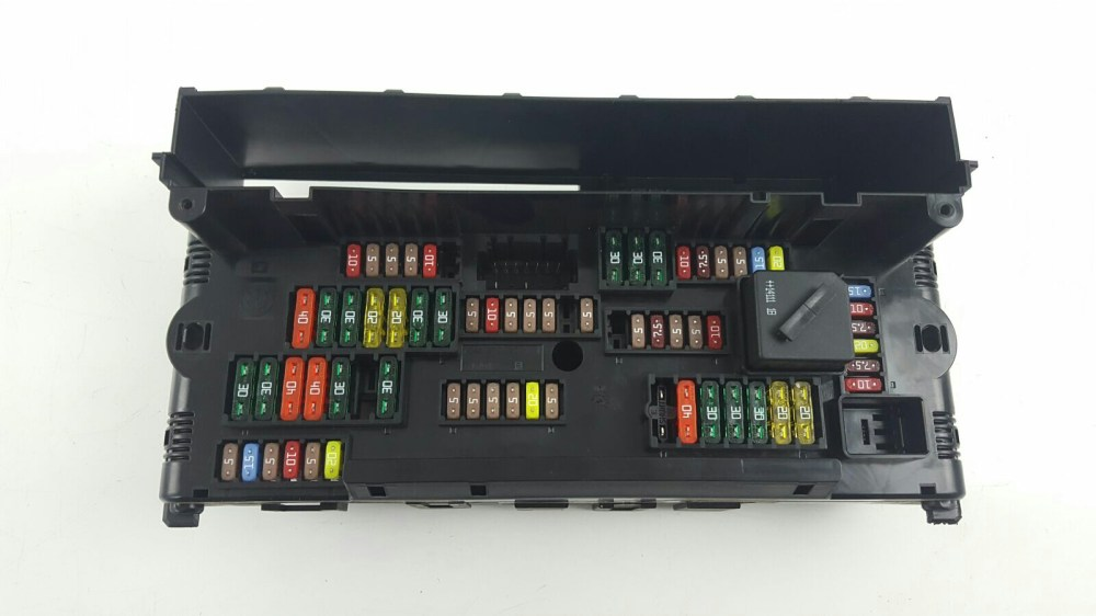 medium resolution of bmw 5 series 2013 on fuse box