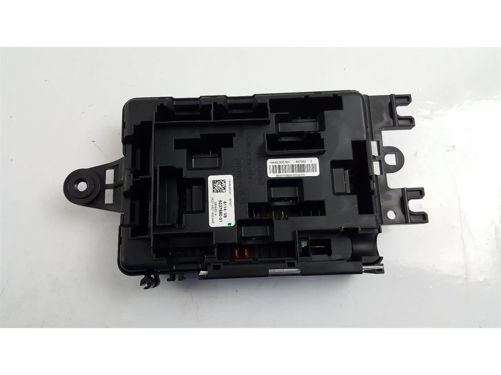 hight resolution of  2014 f31 bmw 3 series 320d fuse box 9337884 01