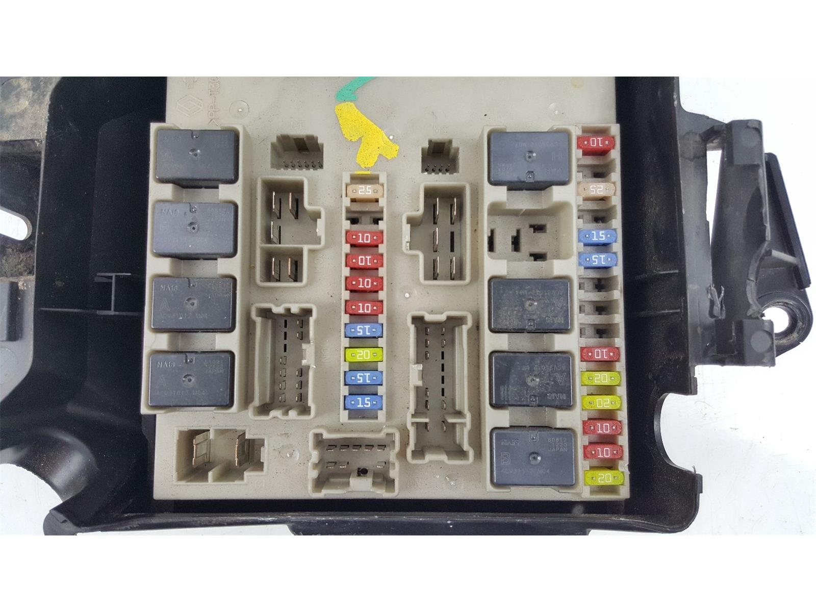 hight resolution of  2009 2012 mk3 renault clio fuse box 902663 2 0 petrol renaultsport