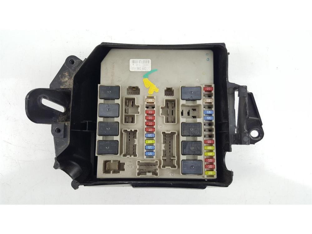 medium resolution of 2009 2012 mk3 renault clio fuse box 902663 2 0 petrol renaultsport