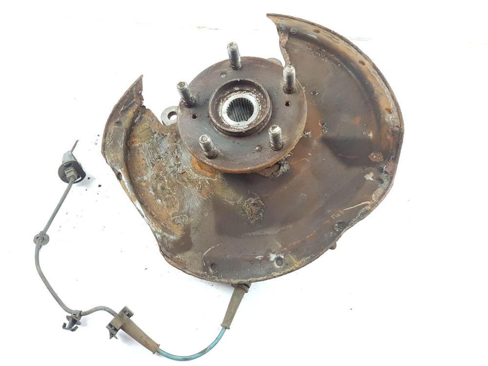 medium resolution of 2006 2010 mk8 honda civic front wheel hub lh passenger side 2 2 diesel