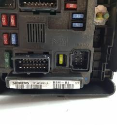 2003 2008 mk1 citroen c2 fuse box 1 1 petrol 9638502580  [ 1600 x 1200 Pixel ]