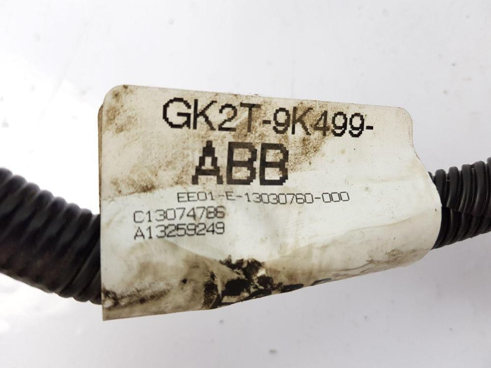 medium resolution of  2012 on mk8 ford transit custom engine bay fuse box gk2t9k499abb
