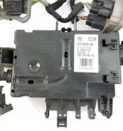 2012 on mk8 ford transit custom engine bay fuse box gk2t9k499abb  [ 1600 x 1200 Pixel ]