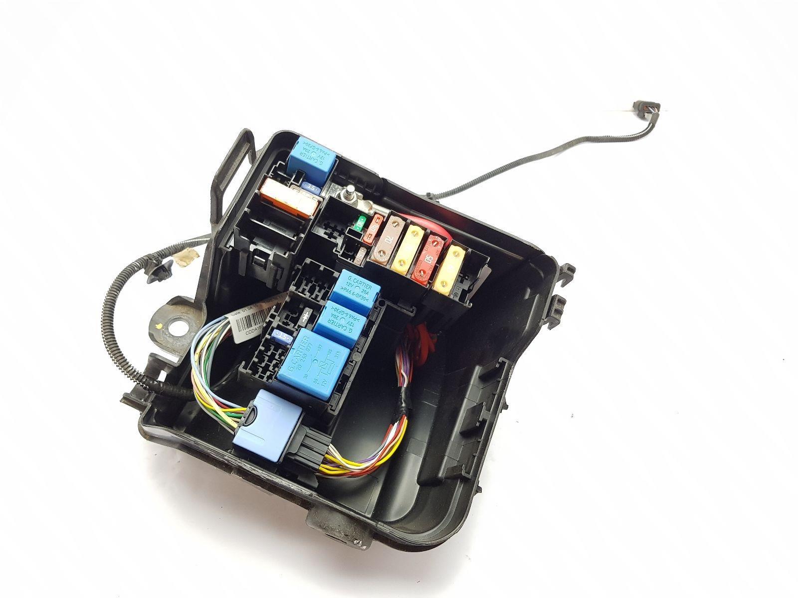 hight resolution of 2013 2016 mk4 renault clio fuse box 0 9 petrol 243804185r