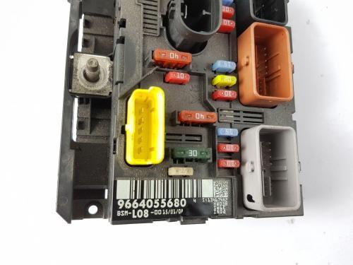 small resolution of  2007 2013 mk1 citroen grand fuse box 9664055680