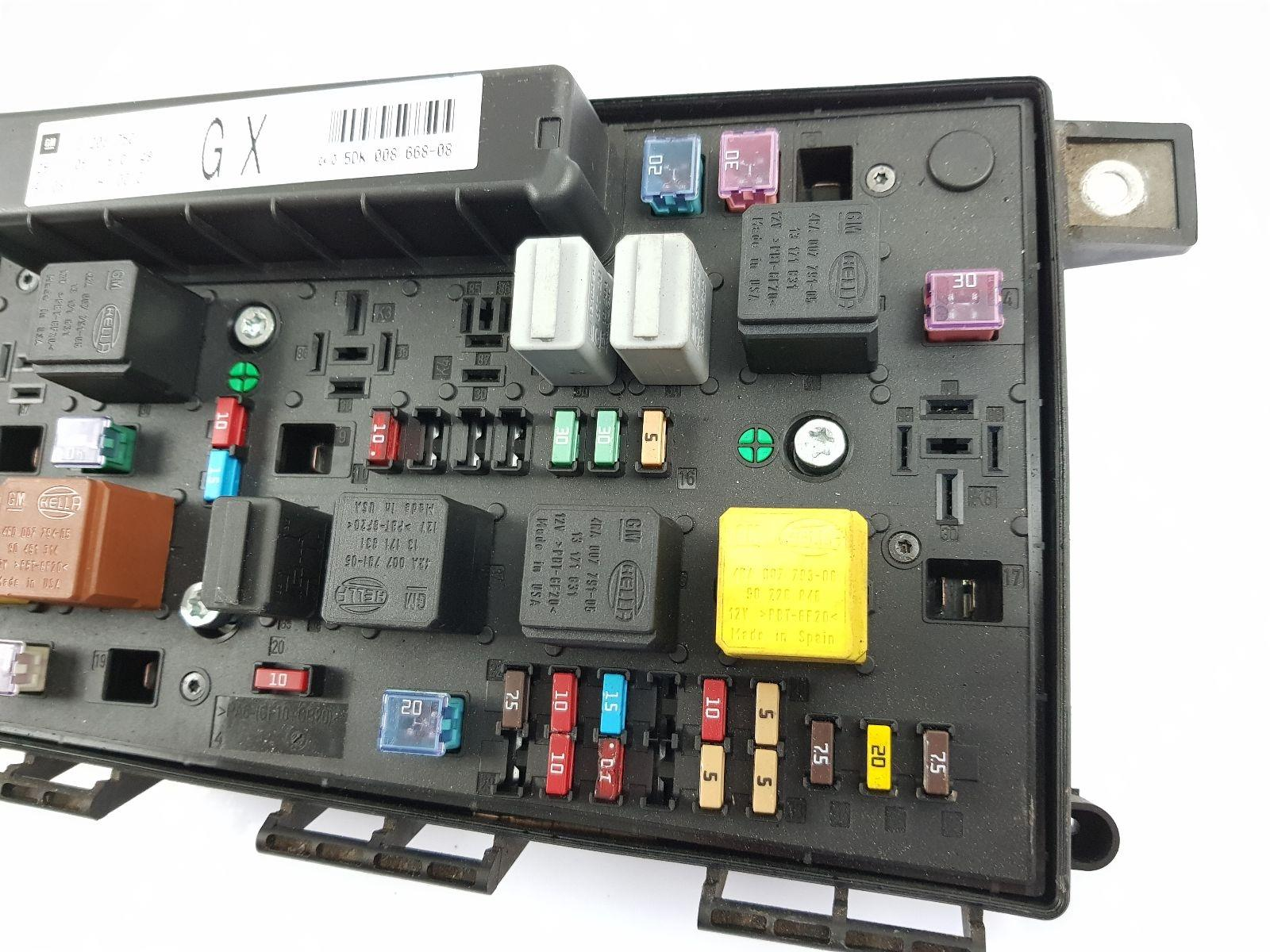 hight resolution of vauxhall astra 2004 to 2006 fuse box petrol manual for sale from2004 2011 mk5