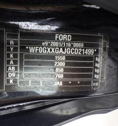 ford fiesta 2009 to 2012 wiring harness engine  [ 1600 x 1200 Pixel ]