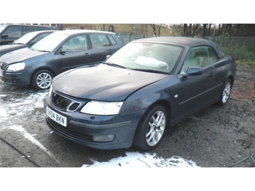 medium resolution of  saab 9 3 2003 to 2007 2 door cabriolet