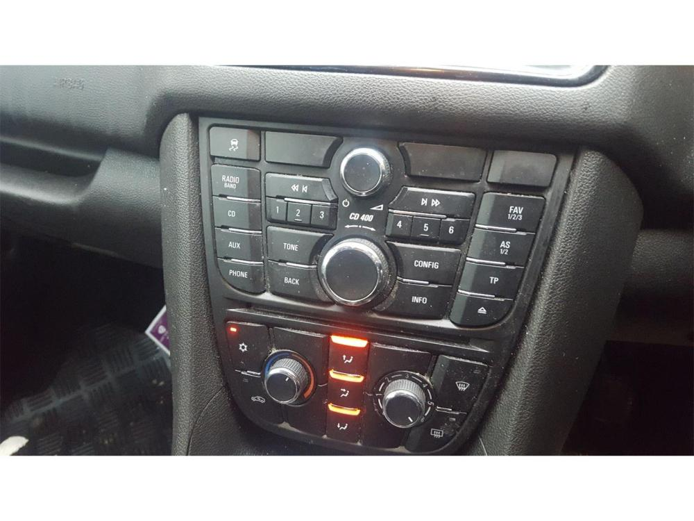 medium resolution of  vauxhall meriva 2010 to 2014 fuse box