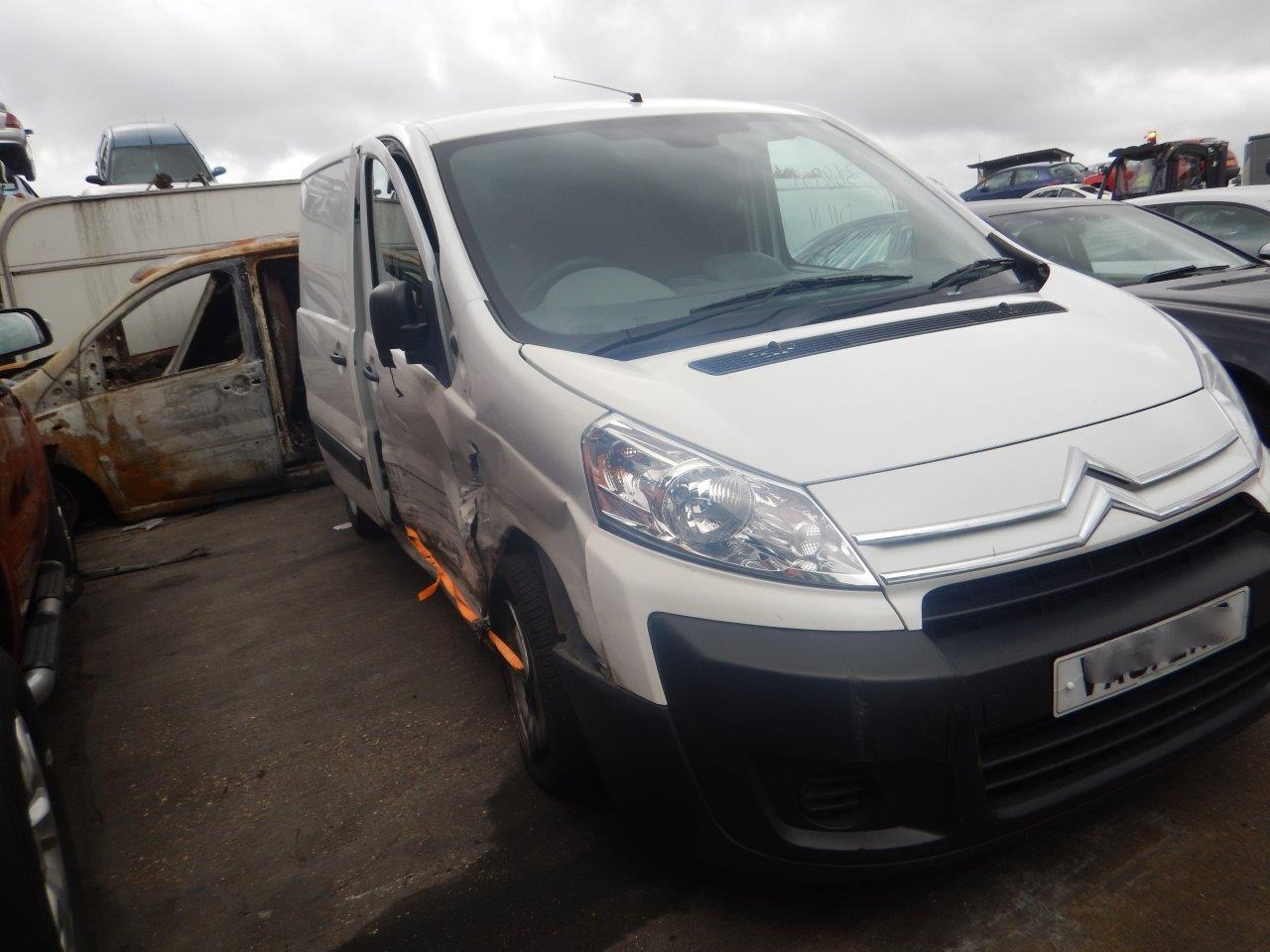 hight resolution of citroen dispatch combi 2011 to 2016 l1h1 90 6 seats hdi m p v scrap salvage