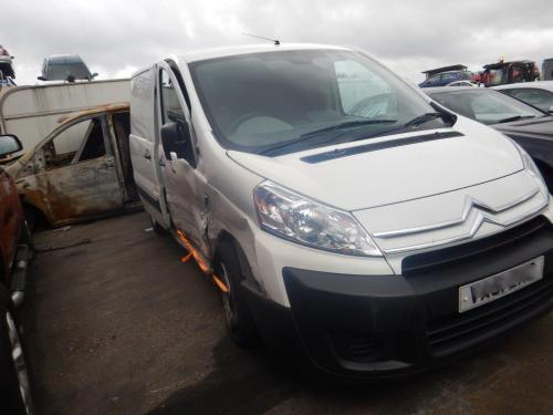 small resolution of citroen dispatch combi 2011 to 2016 l1h1 90 6 seats hdi m p v scrap salvage