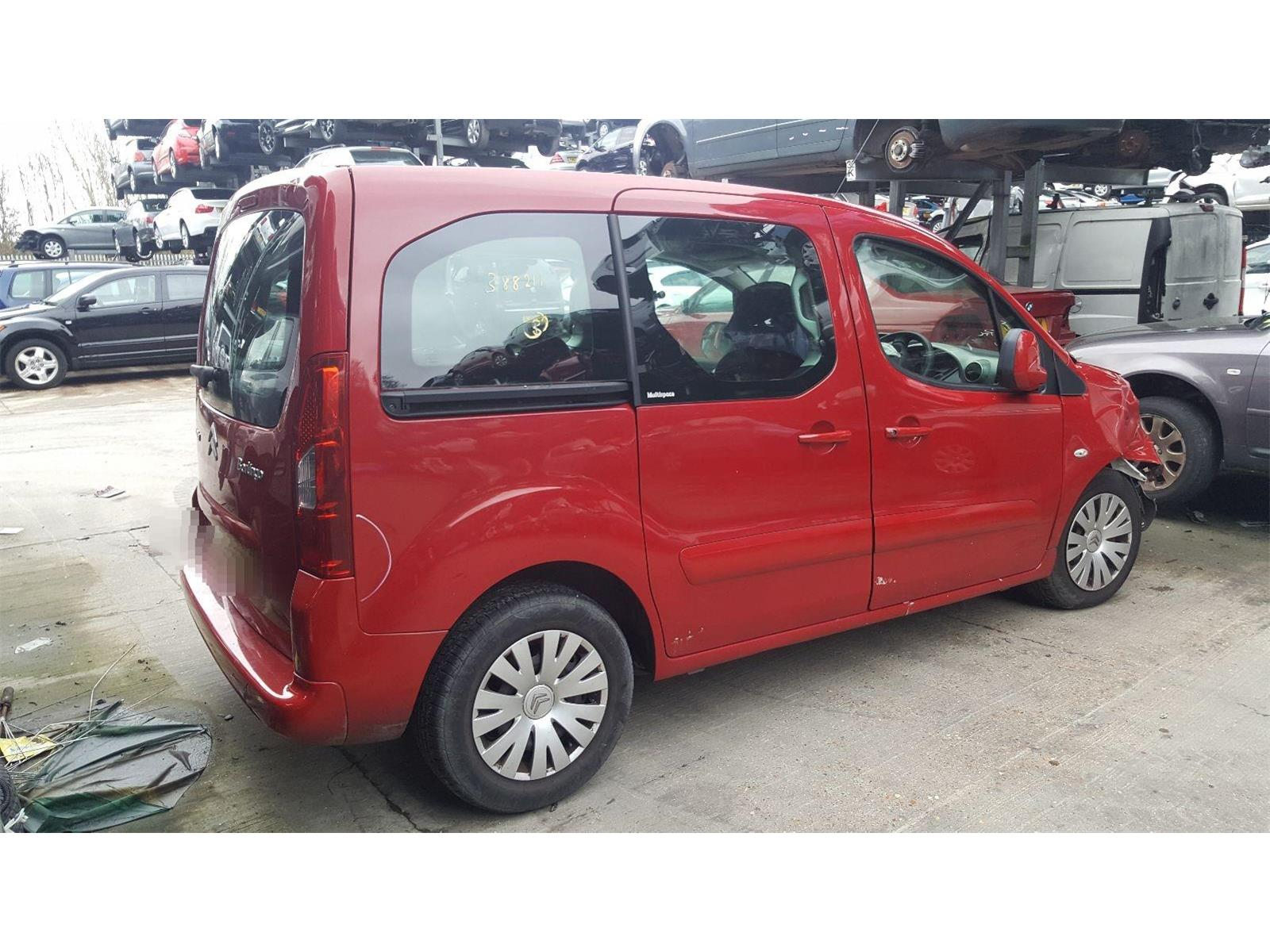 hight resolution of citroen berlingo multispace 2008 to 2012 vtr m p v scrap salvage car for sale auction silverlake autoparts