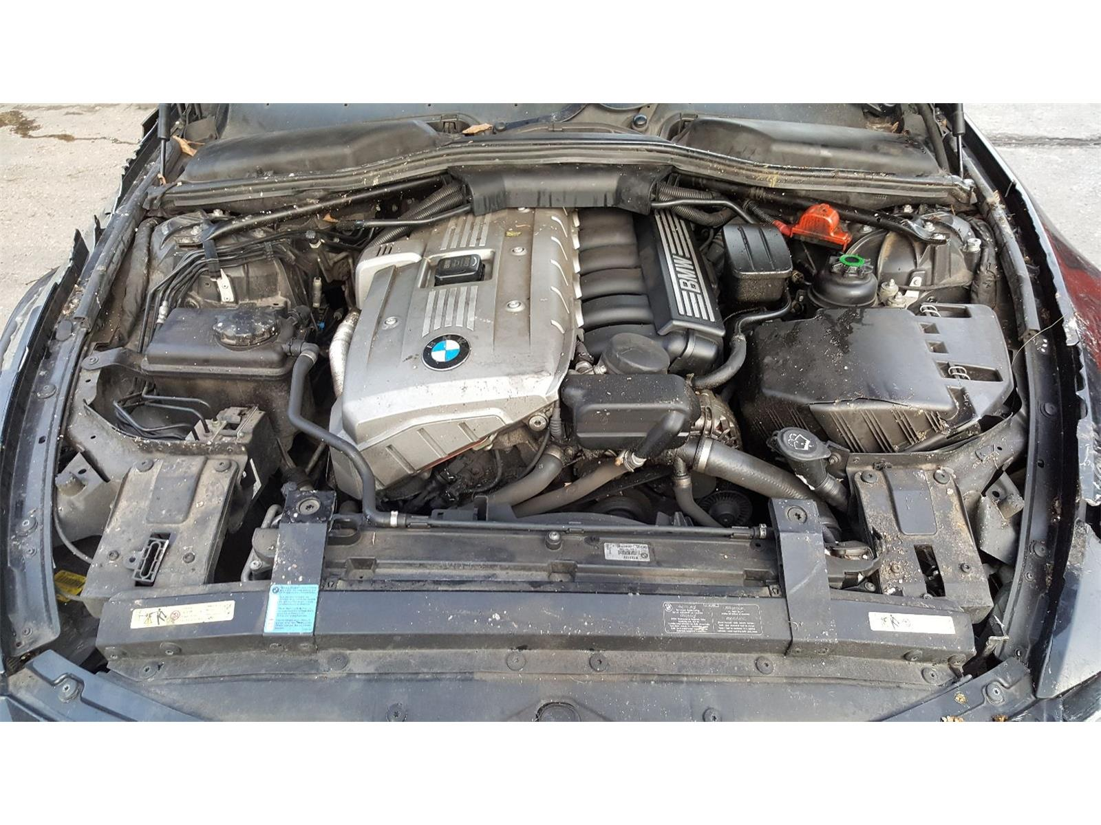 hight resolution of bmw 6 series 2004 to 2010 630i sport 2 door coupe scrap salvage car for sale auction silverlake autoparts