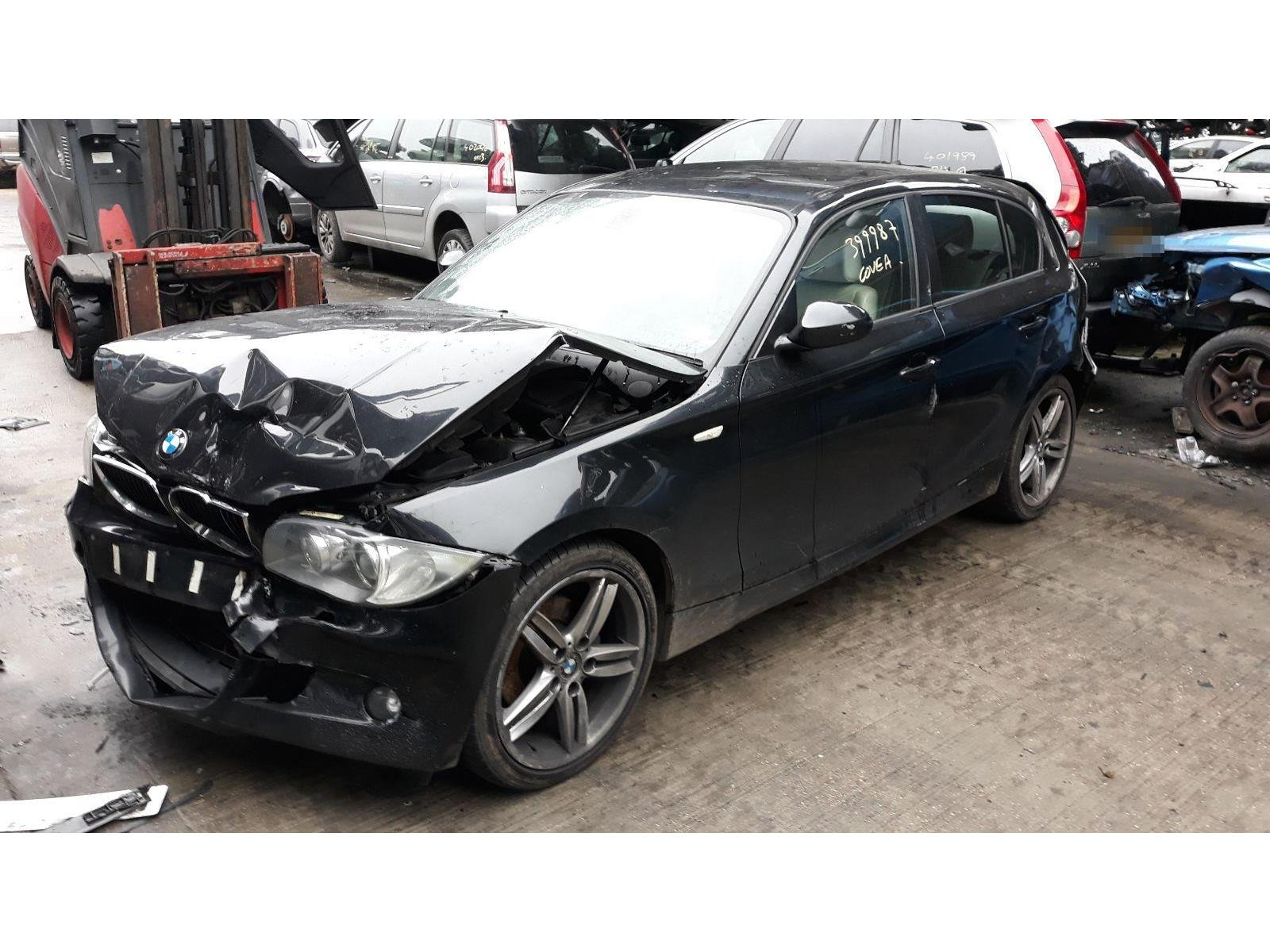 hight resolution of bmw 1 series 2007 to 2009 120d m sport fuse box