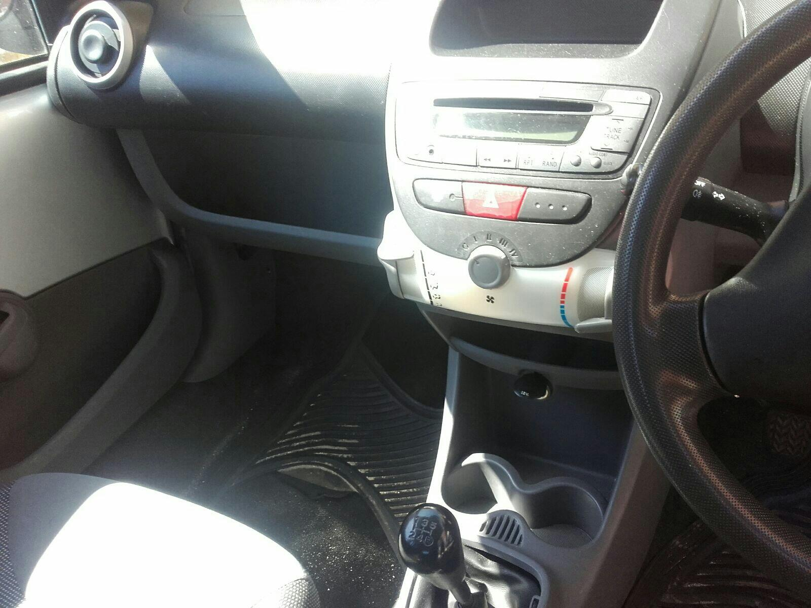 hight resolution of peugeot 107 2005 to 2008 urban 3 door hatchback scrap salvage car for sale