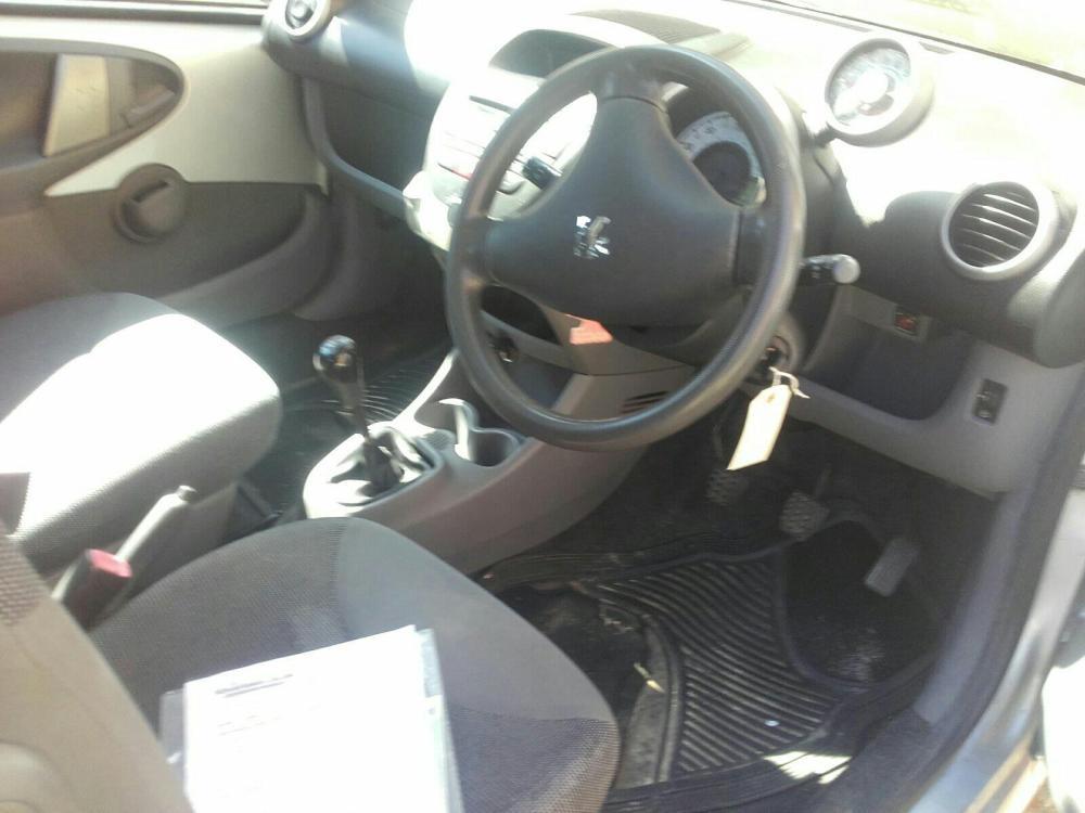 medium resolution of peugeot 107 2005 to 2008 urban 3 door hatchback scrap salvage car for sale