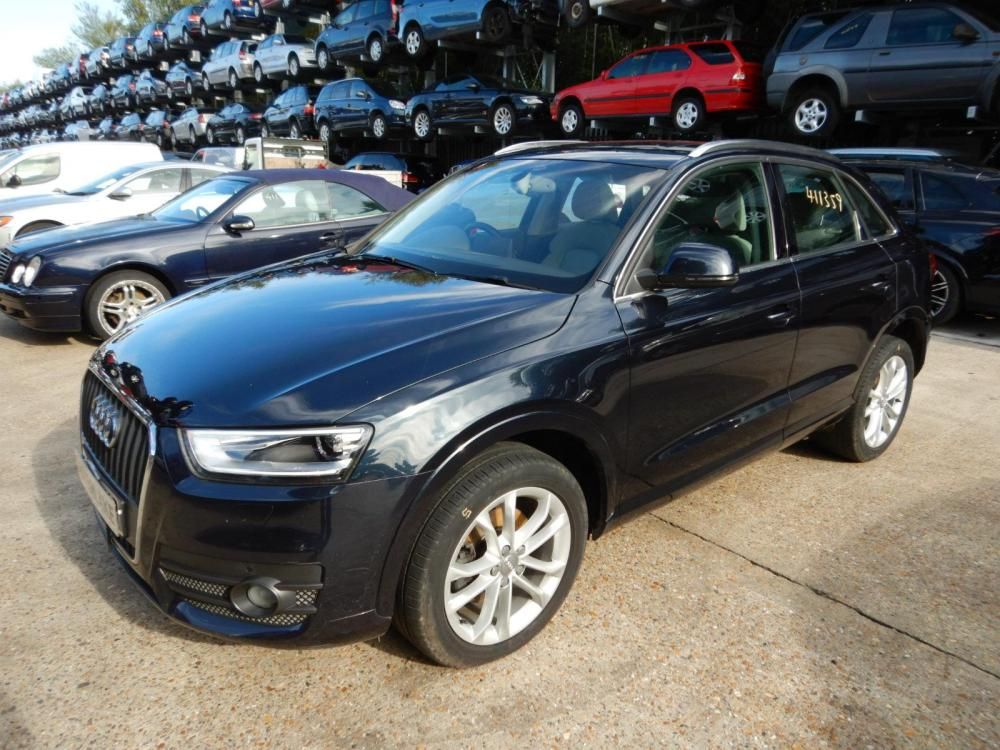 medium resolution of audi q3 2011 to 2015 se quattro tfsi 4wd 5 door estate