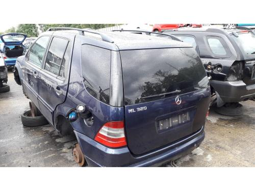 small resolution of mercedes benz m class 1998 to 2005 ml320 5 door 4x4 scrap salvage car for sale auction silverlake autoparts