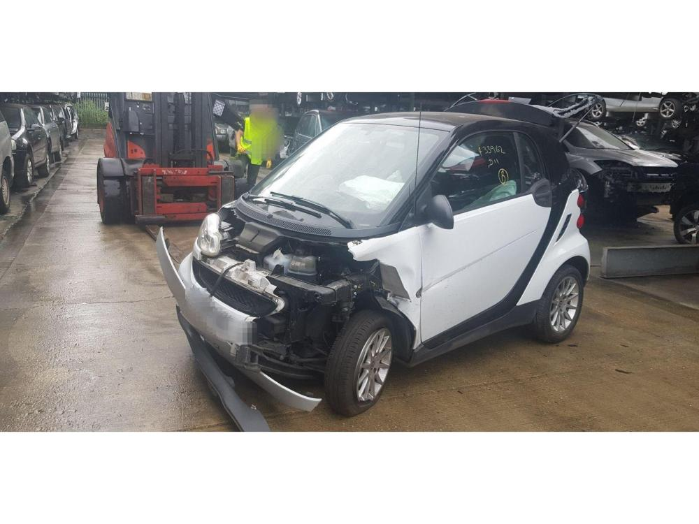 medium resolution of smart fortwo 2007 to 2010 passion 2 door coupe