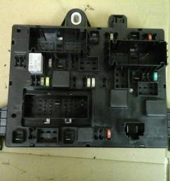 vauxhall astra j mk6 rec rear fuse box 2010 2015 13368651 ident uj [ 1600 x 1200 Pixel ]