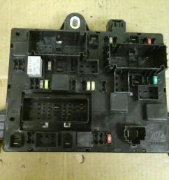 vauxhall astra j mk6 rec rear fuse box 2010 2015 365927271 uj [ 1600 x 1200 Pixel ]