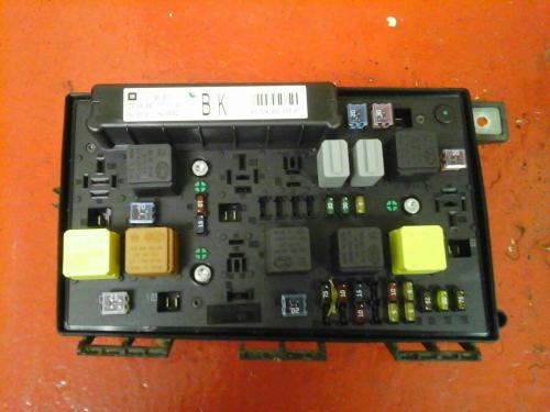 small resolution of vauxhall astra h mk5 front bcm electric control uec fuse box bk 2004 ford f