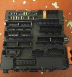 vauxhall vectra c rec rear electrical control module fuse box bg 2002 2009 [ 1600 x 1200 Pixel ]