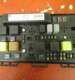 vauxhall astra h mk5 front bcm electric control uec fuse box fd 2004 2010 [ 1600 x 1200 Pixel ]