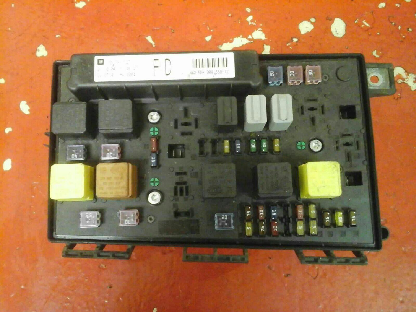 hight resolution of vauxhall astra sri fuse box wiring diagram centrevauxhall astra h mk5 front bcm electric control uec