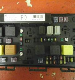 vauxhall astra h mk5 front bcm electric control uec fuse box fd 04vauxhall astra h mk5 [ 1600 x 1200 Pixel ]